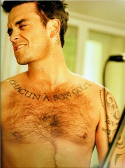 Robbie Williams online