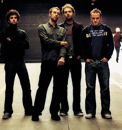 Musica Online Coldplay